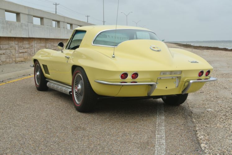 1967 Chevrolet Corvette Coupe Stingray 427 Muscle Classic Old Original USA -15 wallpaper