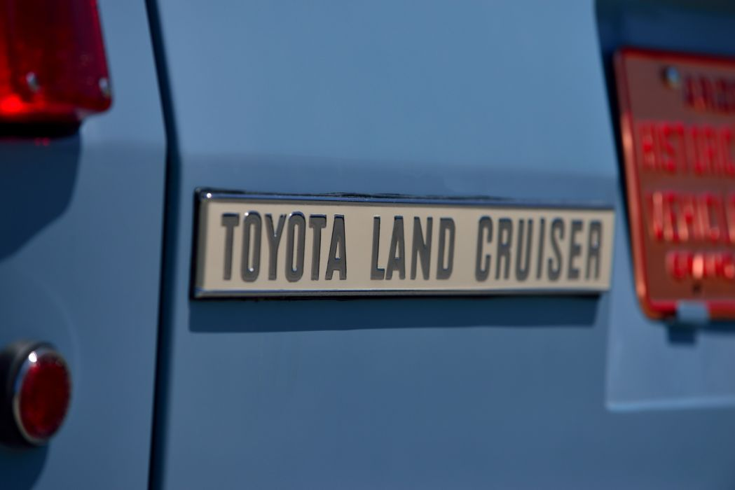 1967 Toyota FJ-45LV Land Cruiser Classic Old Off Road 4x4 Original Japan -16 wallpaper