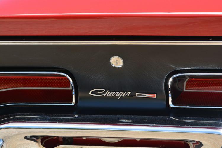 1969 Dodge Daytona Muscle Classic Old Original USA -14 wallpaper