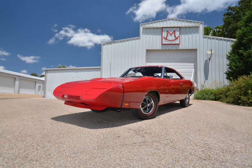 1969 Dodge Daytona Muscle Classic Old Original USA -17 wallpaper