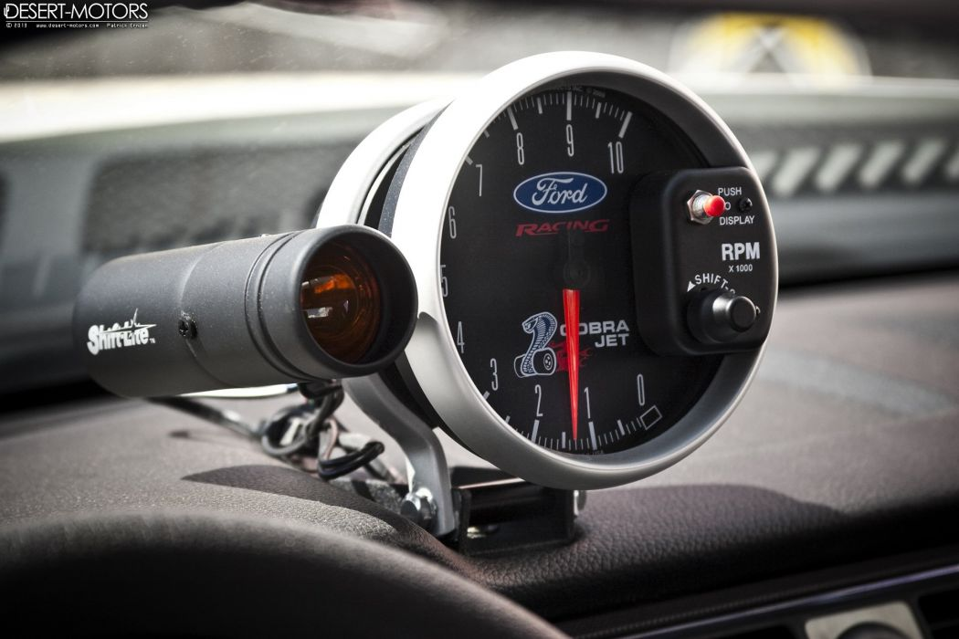 2012 Ford Mustang Super Cobra Jet hot rod rods muscle drag race racing wallpaper