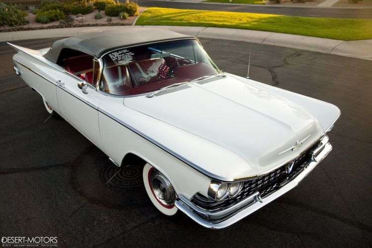 1959 Buick LeSabre Convertible luxury retro f wallpaper