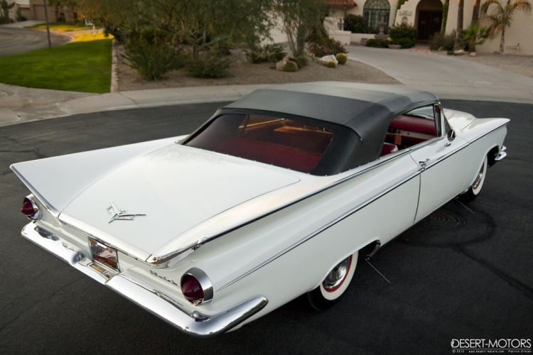 1959 Buick LeSabre Convertible luxury retro f wallpaper