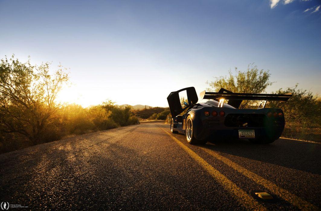 2007 Ultima GTR supercar wallpaper