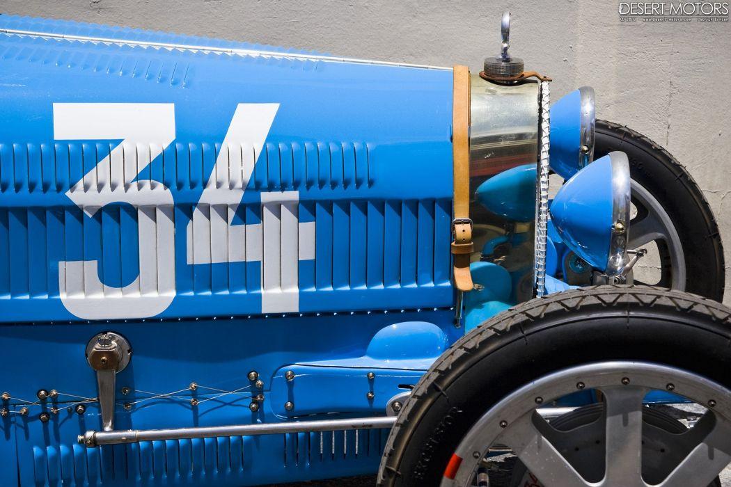 1927 Bugatti Type 37A Recreation race racing vintage wallpaper