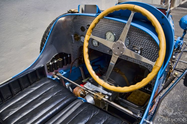 1927 Bugatti Type 37A Recreation race racing vintage wallpaper