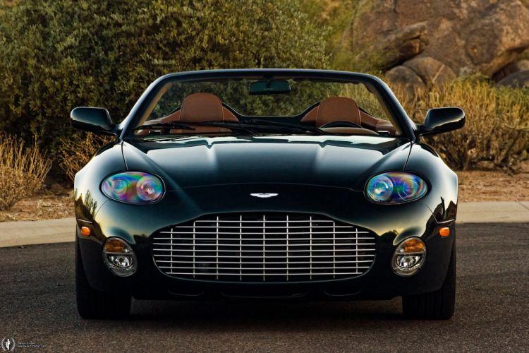 2003 Aston Martin D-B AR1 wallpaper