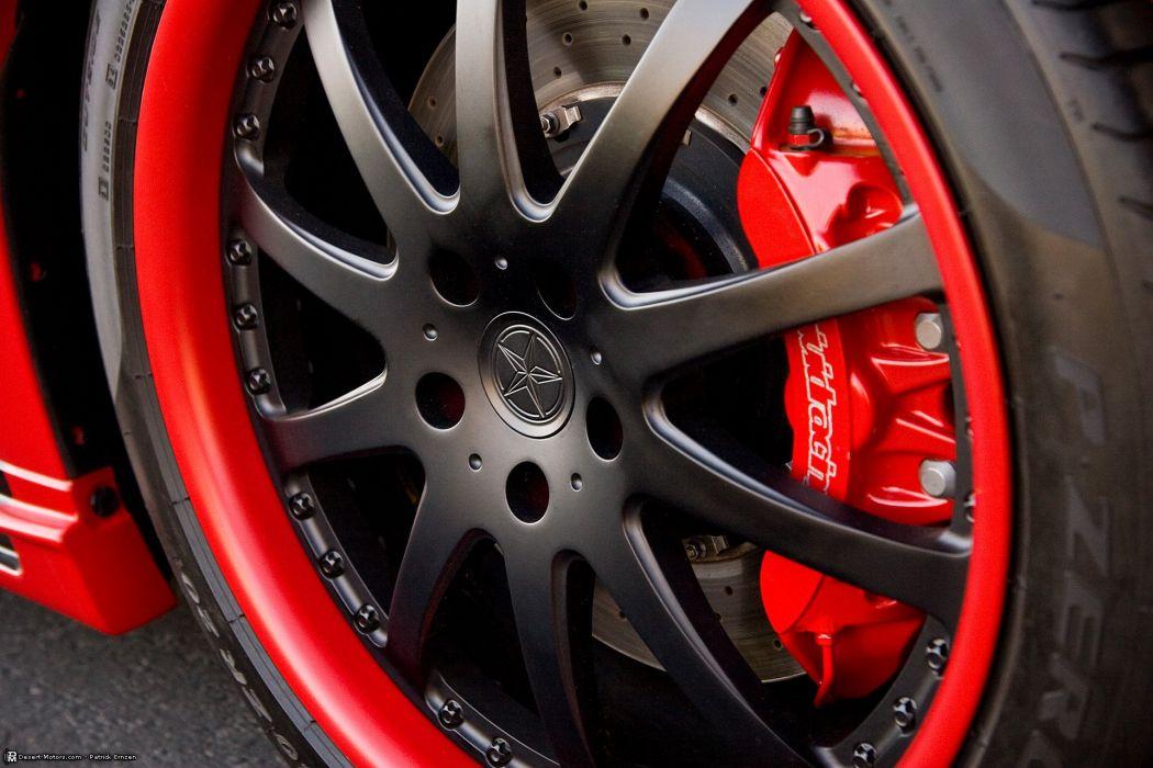 2009 Vivid-Racing Nissan GT-R race tuning supercar racing gtr wallpaper