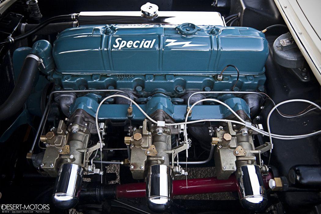 1953 Chevrolet Corvette Noland Adams muscle retro supercar wallpaper