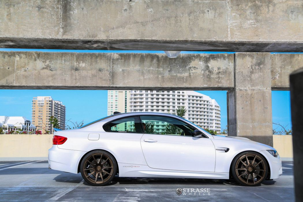 Strasse Wheels BMW-M3 e90 coupe cars wallpaper