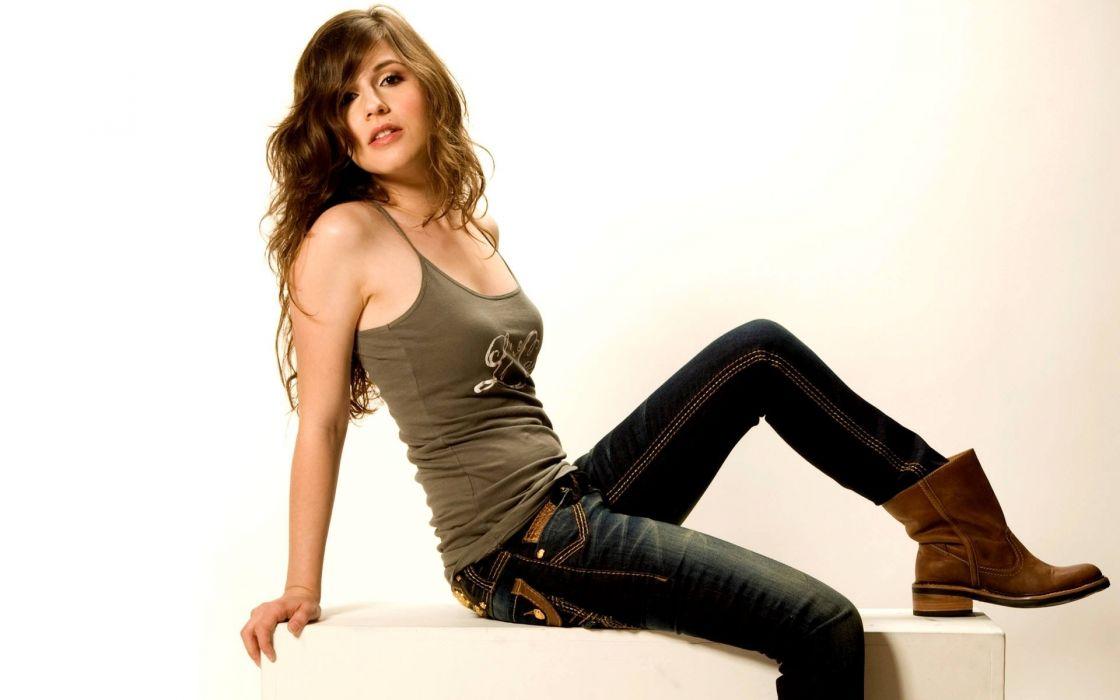 erin sanders actriz y modelo anericana wallpaper