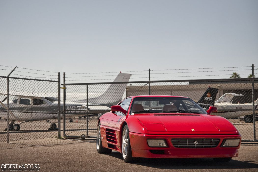 1992 Ferrari 348 T B Supercar Wallpaper 1920x1280 794715