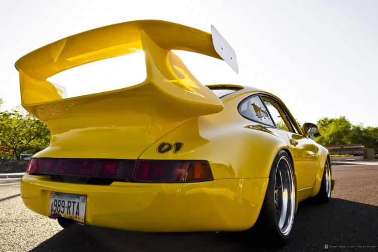 1977 Porsche 930 Turbo supercar race racing wallpaper