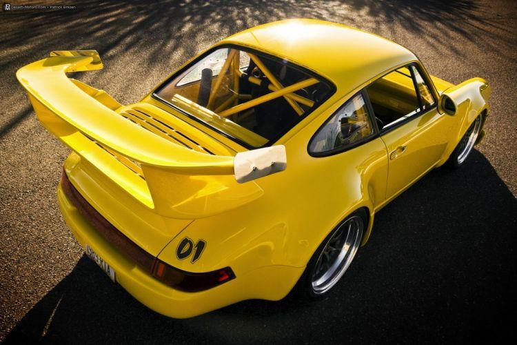 1977 Porsche 930 Turbo supercar race racing wallpaper