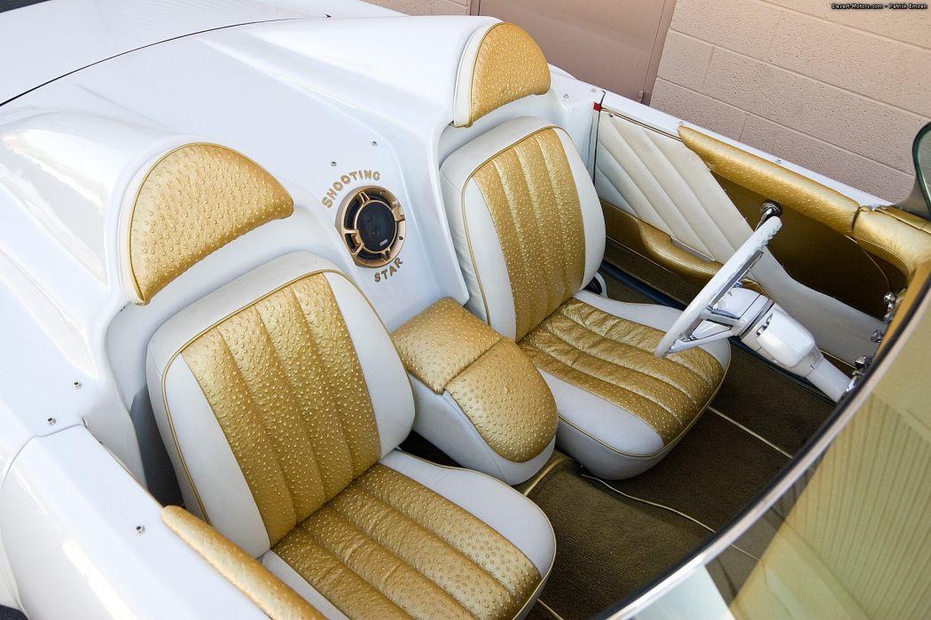 1956 Packard Concept Convertible custom retro luxury wallpaper