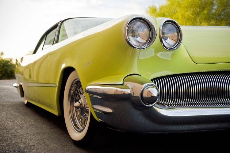1959 Plymouth Fury Custom retro hot rod rods mopar wallpaper