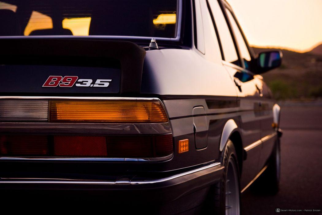 1982 BMW Alpina B9 E28 Tribute wallpaper