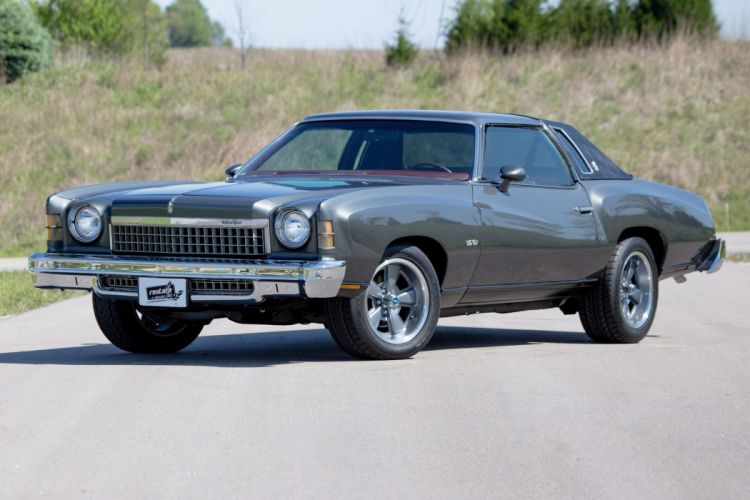 1974 chevrolet Monte Carlo coupe cars wallpaper