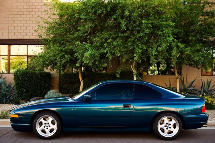 1994 BMW 850CSi tuning wallpaper