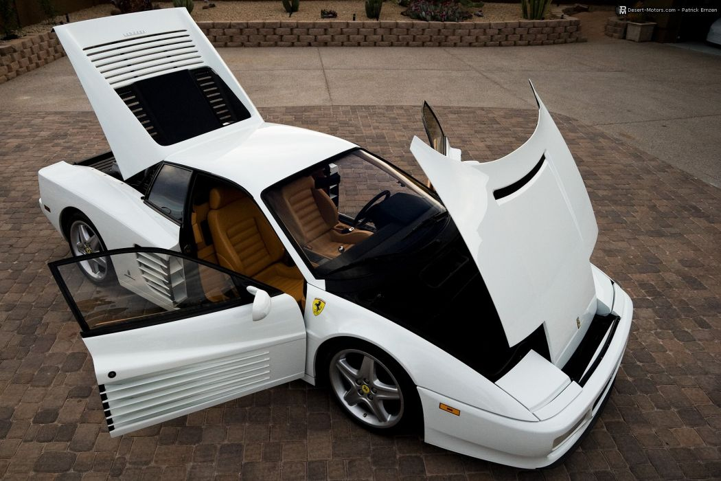 1994 Ferrari 512 T-R supercar wallpaper