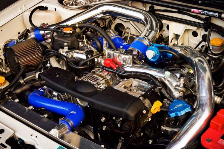 2007 Agency-Power Subaru WRX STi tuning wallpaper