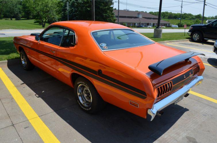 1971 Dodge Demon 340 muscle mopar classic wallpaper