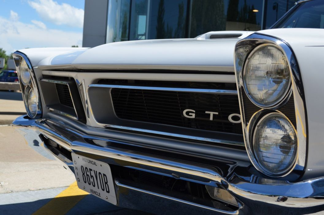 1965 Pontiac GTO muscle classic wallpaper