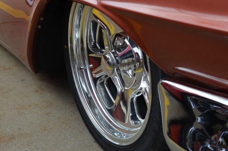 1960 Chevrolet Parkwood stationwagon custom classic hot rod rods wallpaper