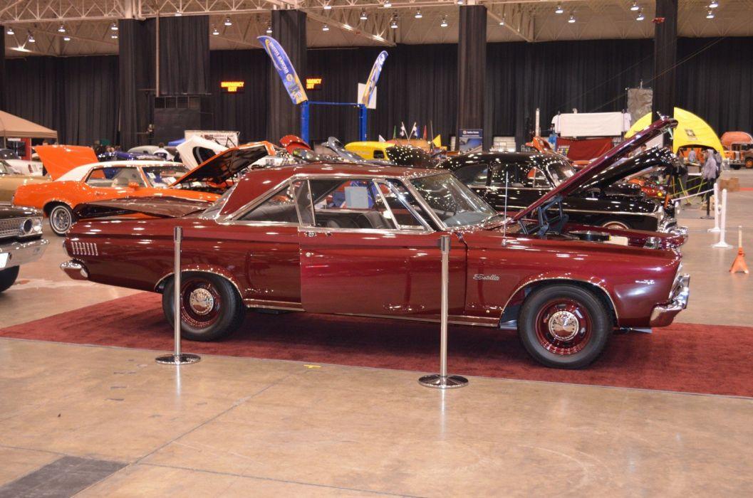 1965 Plymouth Satellite classic muscle mopar wallpaper
