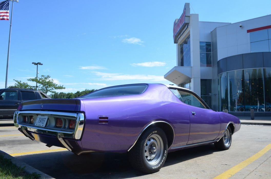 1971 Dodge Charger mopar classic muscle wallpaper