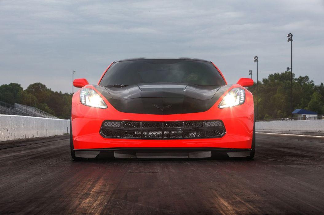 2014 Chevrolet Corvette Stingray Supercar Superstreet USA -4 wallpaper