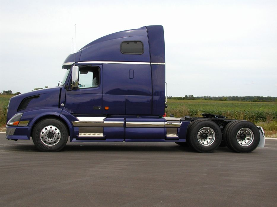 FREIGHTLINER semi tractor transport truck wallpaper