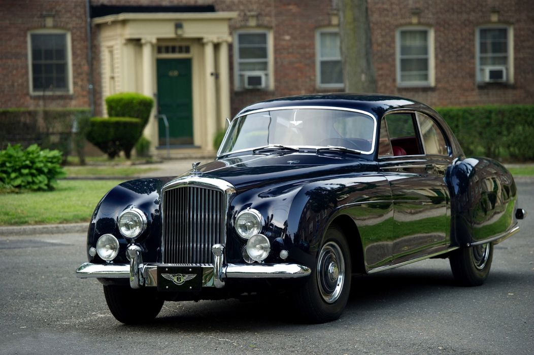 1952 Bentley Continental R-Type classic cars wallpaper