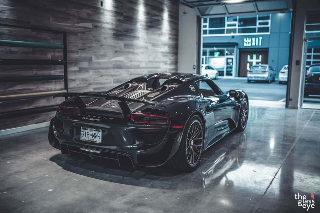 Porsche 918 Spyder cars supercars wallpaper