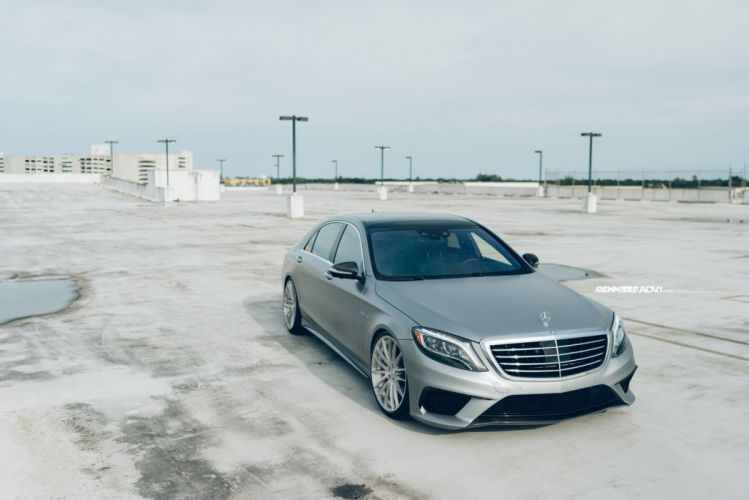 MERCEDES S63 AMG RENNTECH adv1 wheels cars sedan wallpaper