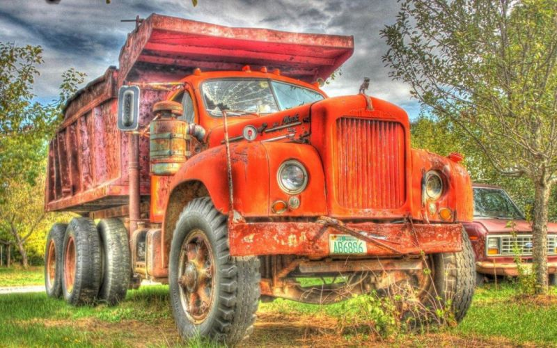 MACK semi tractor transport truck wallpaper