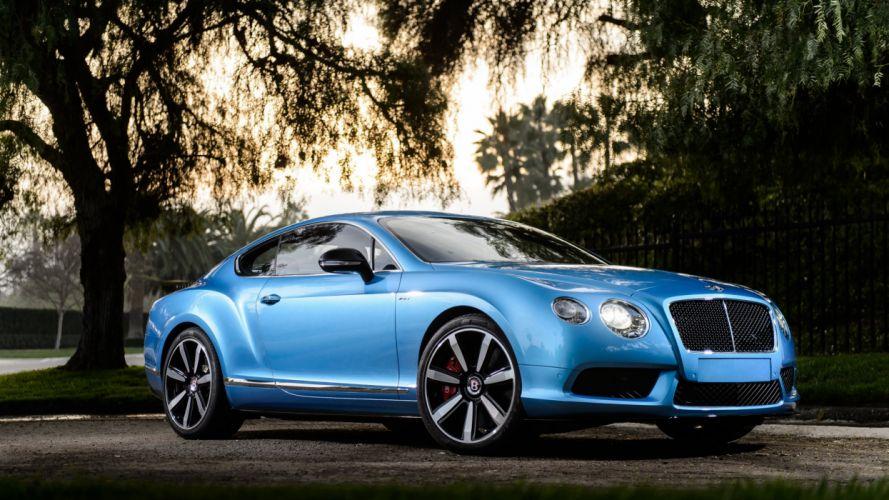 Bentley Continental V8S wallpaper
