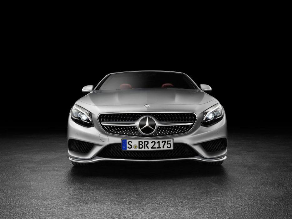 2017 Mercedes-Benz S-Class Cabriolet cars convertible wallpaper