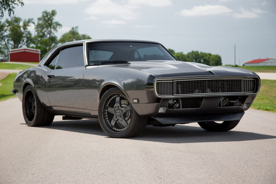 1968 Chevy Camaro rs cars coupe wallpaper
