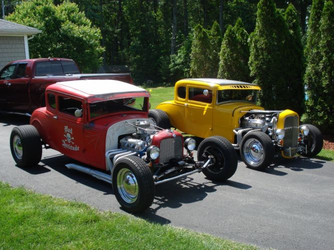 hot rod rods custom engine wallpaper