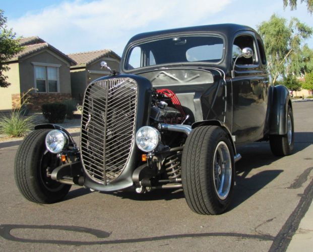 FORD hot rod rods custom wallpaper