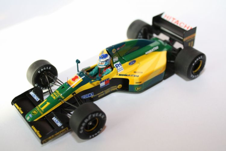 1992 Lotus 102D f-1 formula race racing wallpaper