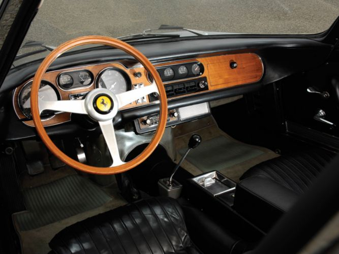 1966 Ferrari 275 GTB 6-C Acciaio Pininfarina supercar classic wallpaper