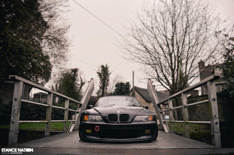 BMW Z-3 tuning custom wallpaper