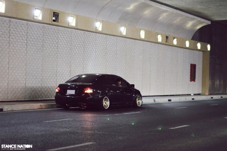 Toyota Vios tuning custom wallpaper
