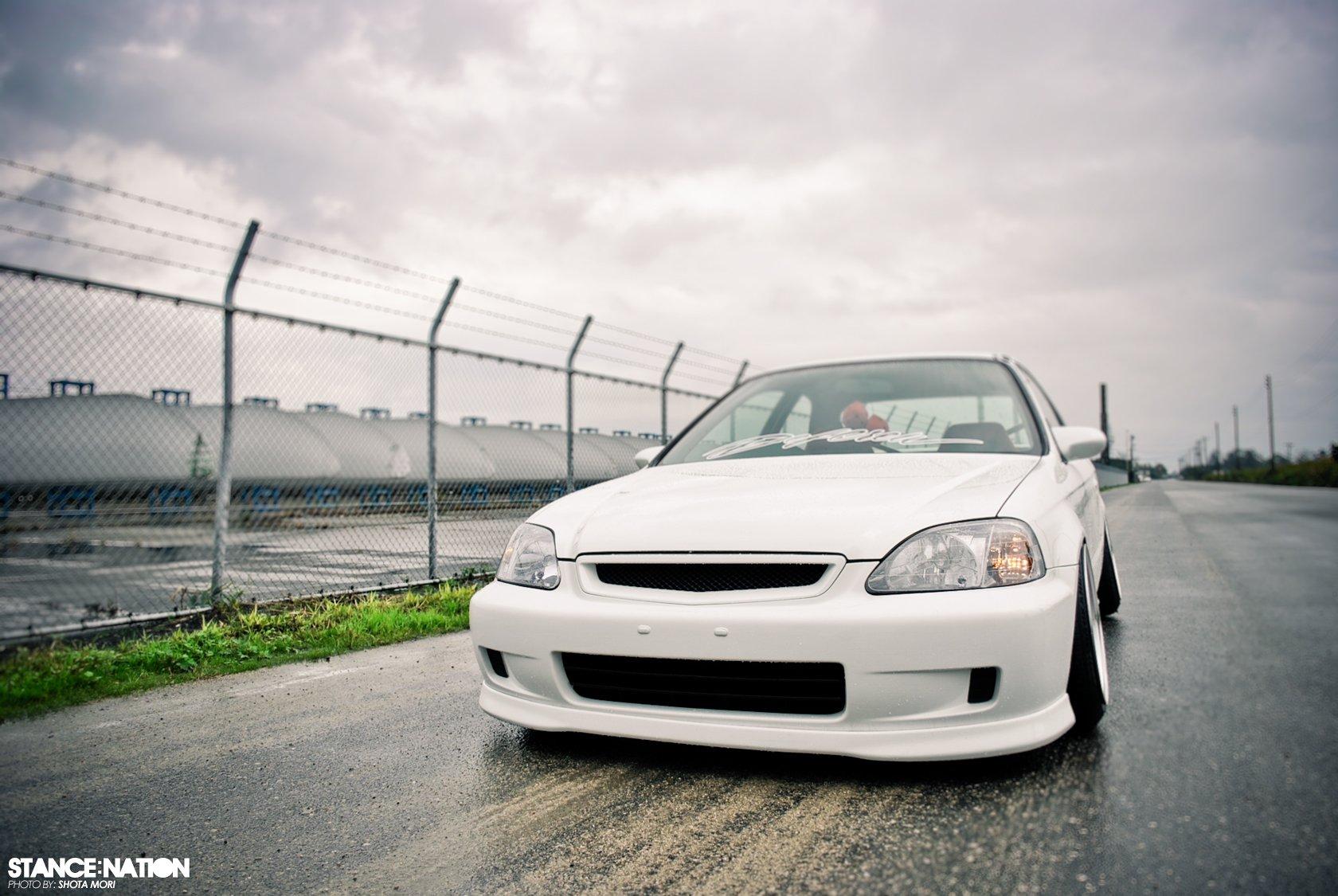 Honda Ek9 Civic Type R Tuning Custom Wallpaper 1680x1125
