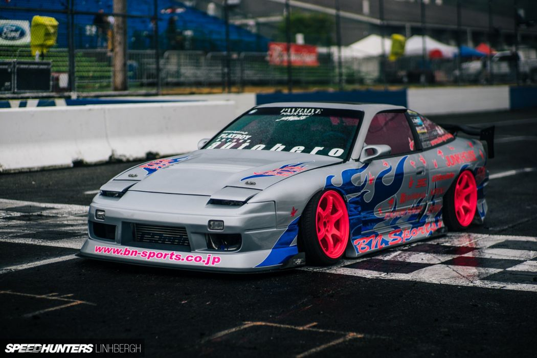 1990 Nssan 240sx S13 Drift Race Racing Tuning Custom