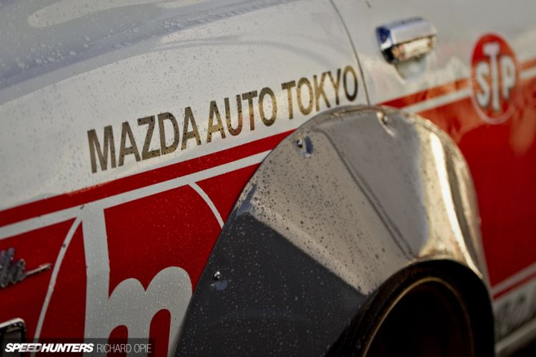 MAZDA RX2 drift race racing custom tuning wallpaper