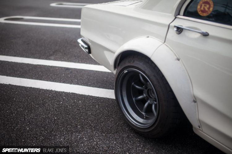 Nissan Skyline H-T 2000 GT-R Hakosuka tuning custom drift race racing wallpaper