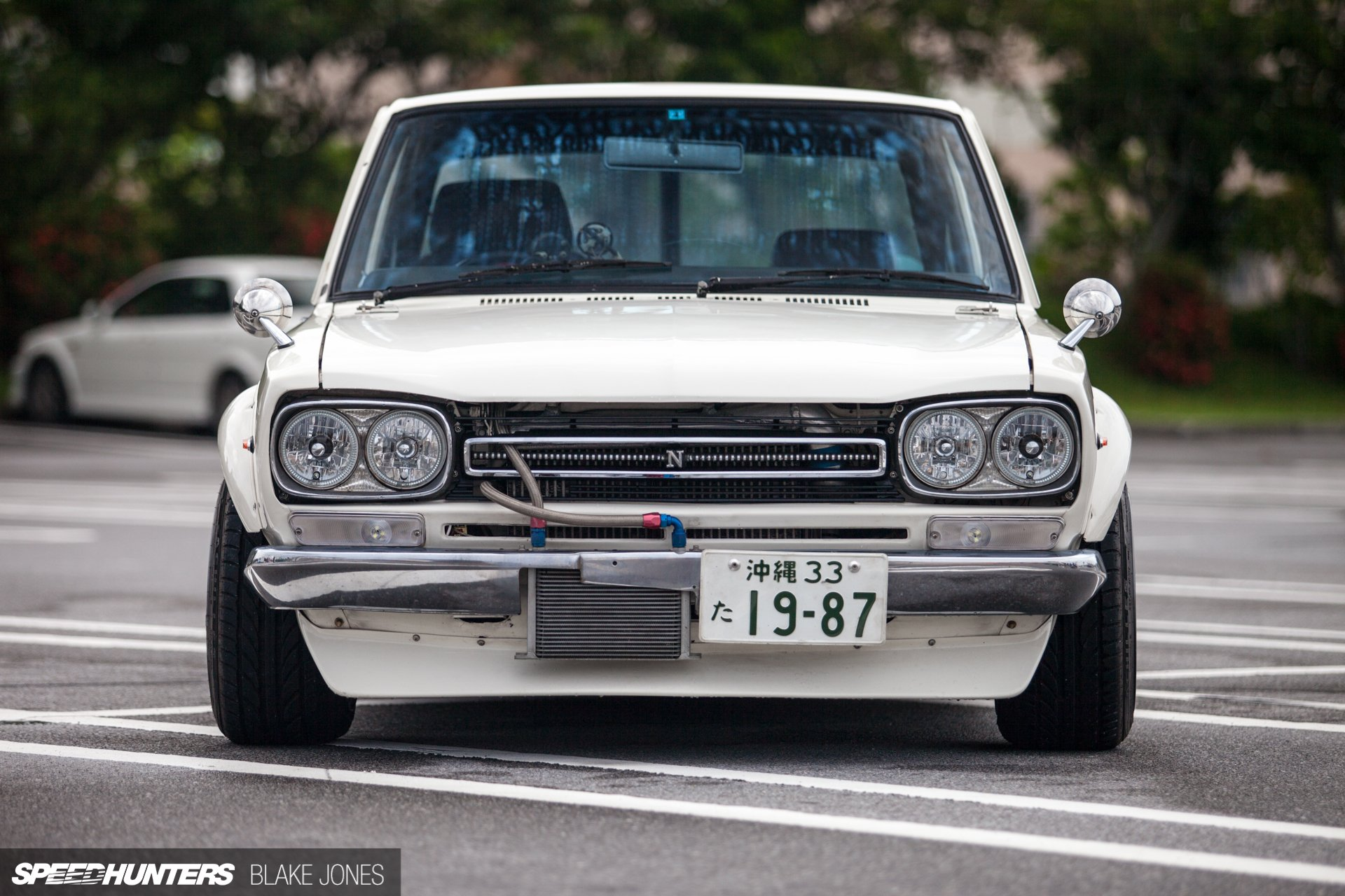 Nissan Skyline H T 2000 Gt R Hakosuka Tuning Custom Drift